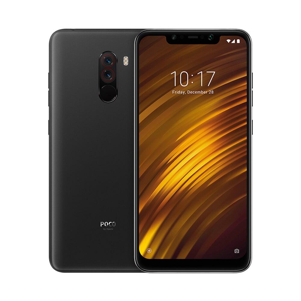 "Image 2 - Global Version Xiaomi POCOPHONE F1 POCO F1 6GB RAM 64GB ROM Snapdragon 845 6.18"" Full Screen AI Dual Camera 4000mAh Smartphone-in Cellphones from Cellphones & Telecommunications"