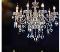 Hot Selling Crystal Pendant Chandelier Lights K9 Crystal Lights Bedroom Living Room Chandeliers LED Crystal Modern