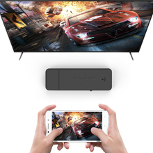 NEW  wireless HDMI  2.4G + 5G dual-frequency HD screen airplay for mobile phone HDTV HD projector support IOS android WIN system