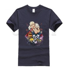2019 new T-shirt Short sleeve My Hero Academia Japan Anime Cartoon Black And White Summer dress men tee Cotton Funny t shirt
