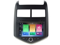 Octa 8 Core Android CAR DVD Player FOR CHEVROLET AVEO SONIC Car Audio Gps Stereo Head