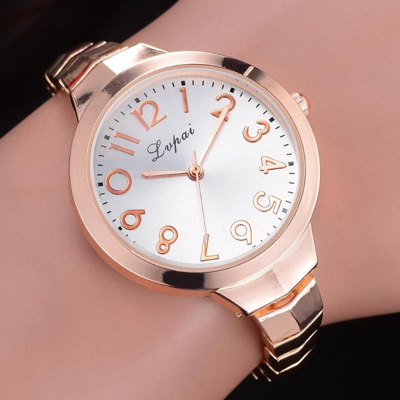 Simple Fashion Women Alloy Watches Lady Thin Strap Quartz Analog Bracelet Watch Luxury Casual Watch Women Wristwatch стоимость