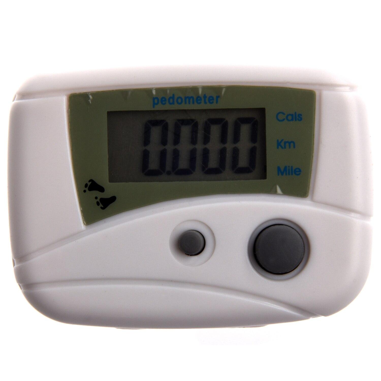 NEW Distance Calorie Counter Pedometer Walk Run Fitness