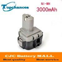 High Quality 3000mAh 12V Battery for MAKITA 1234 1233 6223D 6980FD 12 Volt Cordless Drill