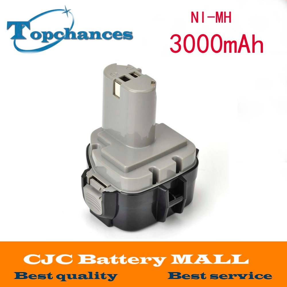 High Quality 3000mAh 12V Battery for MAKITA 1234 1233 6223D 6980FD 12 Volt Cordless DrillHigh Quality 3000mAh 12V Battery for MAKITA 1234 1233 6223D 6980FD 12 Volt Cordless Drill