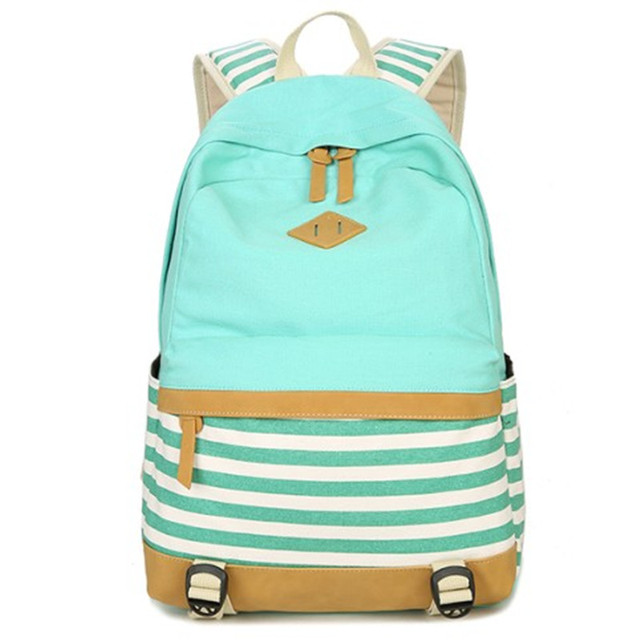 bb43d554cf US $22.98 |Ethnic Women Backpack for School Teenagers Girls Vintage Stylish  School Bag Ladies Canvas Backpack Female Back Pack High Quality-in ...