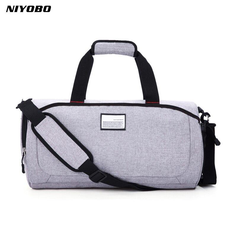 NIYOBO Women Travel Bags 2018 Casual Large Capacity Men Waterproof Oxford Portable Bag Big Weekend Bag Bolsas Sac A Main