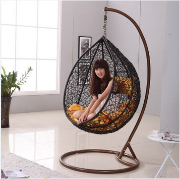 1214 Swing Chair Indoor Rattan Hanging Basket Swing Hanging Chair Rattan Bird  Nest Swing Chair Diaolan Outdoor In Patio Swings From Furniture On ...