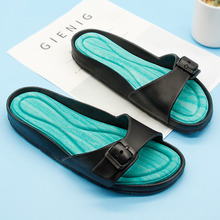 Gienig 2017  Summer new slippers fashion a word drag and cool han version of the sandals
