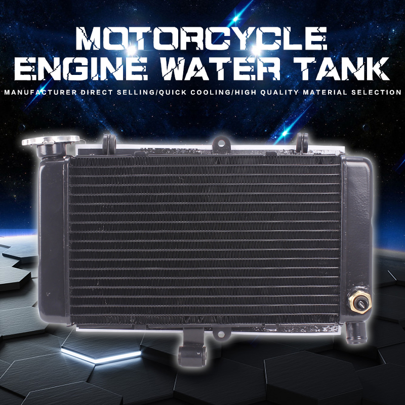 Water Tank Radiator Cooler Water Cooling For Honda CBR250 MC22 CBR250RR NC22 CBR Motorcycle AccessoriesWater Tank Radiator Cooler Water Cooling For Honda CBR250 MC22 CBR250RR NC22 CBR Motorcycle Accessories