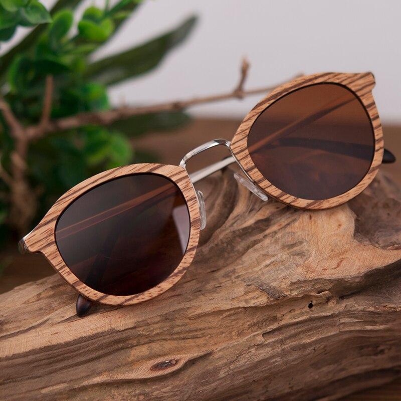 BOBO BIRD Polarized Retro Vintage Sun Glasses 13