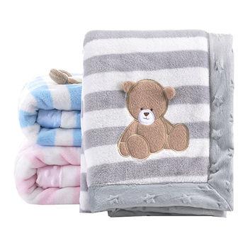 High Quality Baby Blanket Infant Bebe Thicken Flannel Swaddle Envelope Stroller Cartoon Blanket Newborn Baby Bedding Blankets 1