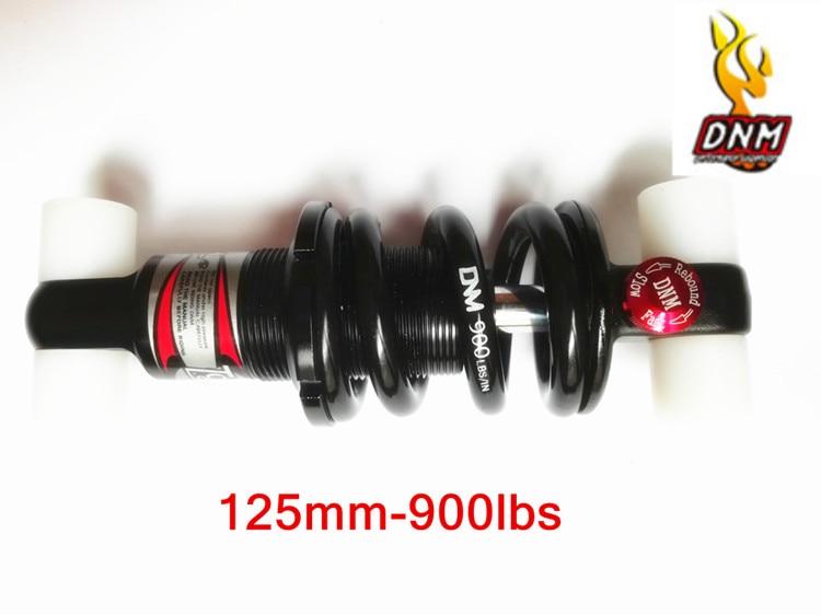 DNM Shock 125mm 1250 lb Pound Bike Adjustable Oil Spring Absorber 1