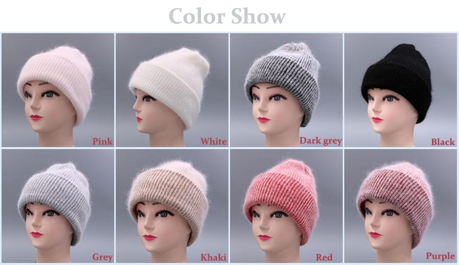 Bonnet en laine haute qualité