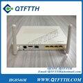 Original huawei hg8546m terminal gpon onu, HGU Modo de Ruta, 4 puerto lan + 1 teléfono + 1 wifi, interfaz de Inglés