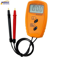 Internal Resistance Of The Battery Voltage Meter SM8124 Battery Internal Resistance Tester