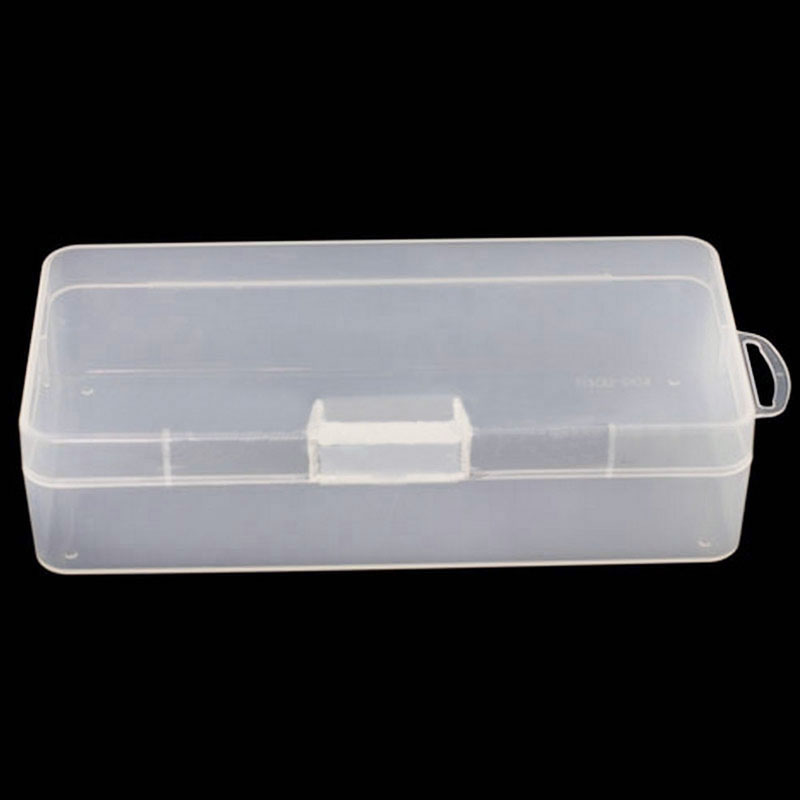 Pro Portable Plastic Clear Transparent Organizer Jewelry