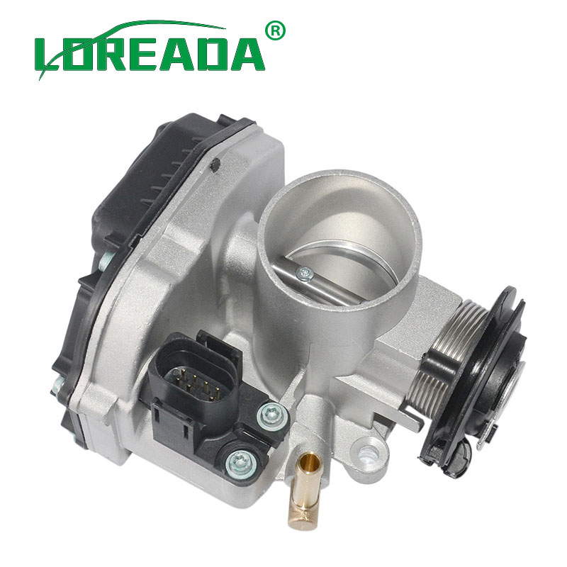 030133064F 408237130004Z Throttle Body Assembly For GOLF LUPO POLO BORA SEAT AROSA SKODA OCTAVIA 408237130004 408