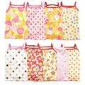 baby Girls Tanks Children Vest Beach Clothing Baby Girl Summer Wear Tops Cotton Sleeveless Cool Good Qualityetst AEB8578 ZT