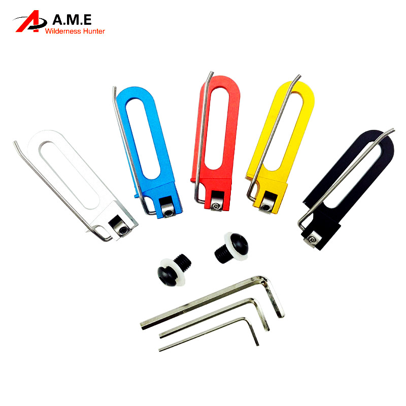 Archery Magnetic Arrow Rest Metal Recurve Bow Riser for Professional Right Hand