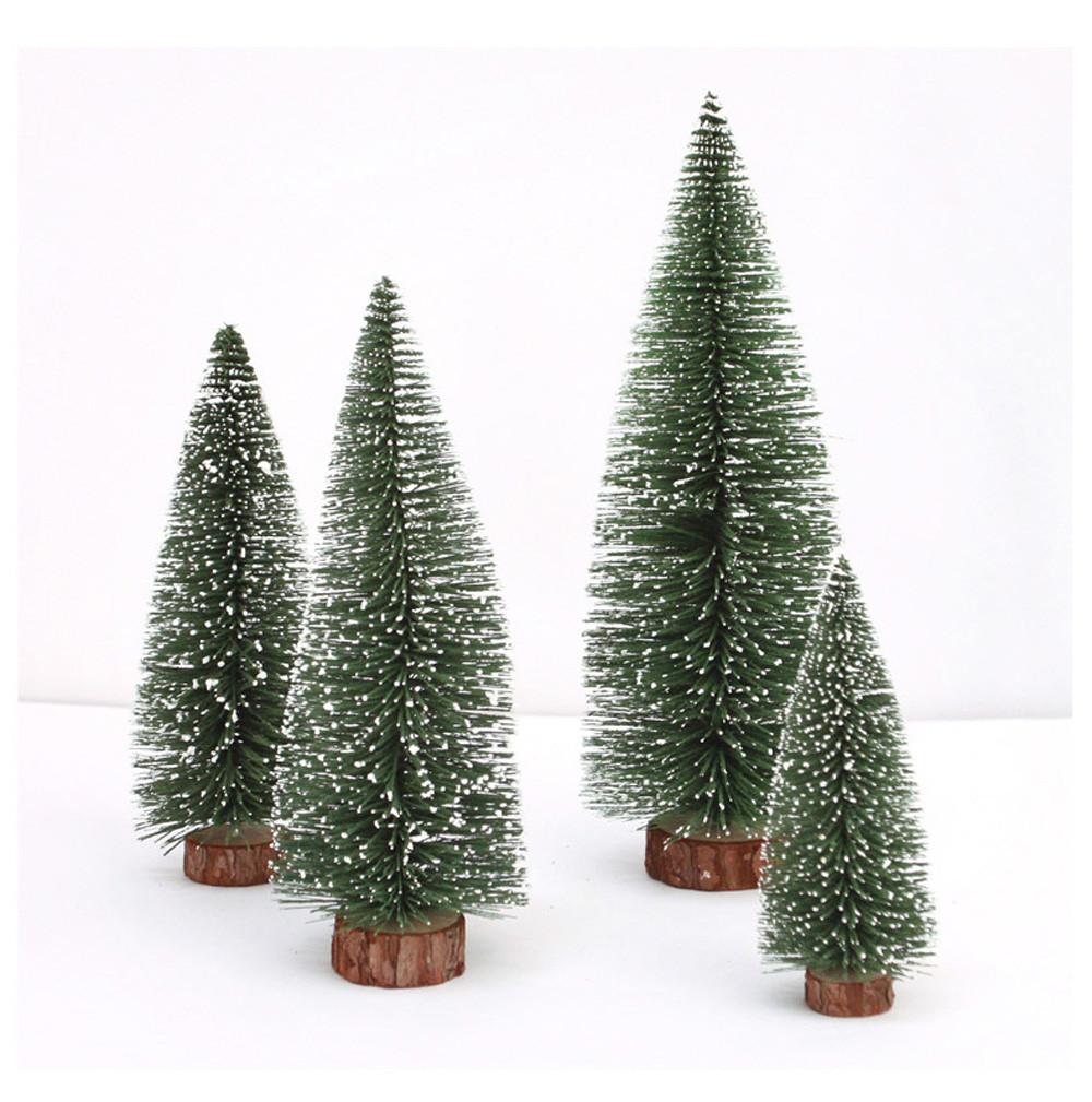mini palo de cedro blanco del rbol de navidad de escritorio pequeo rbol de navidad