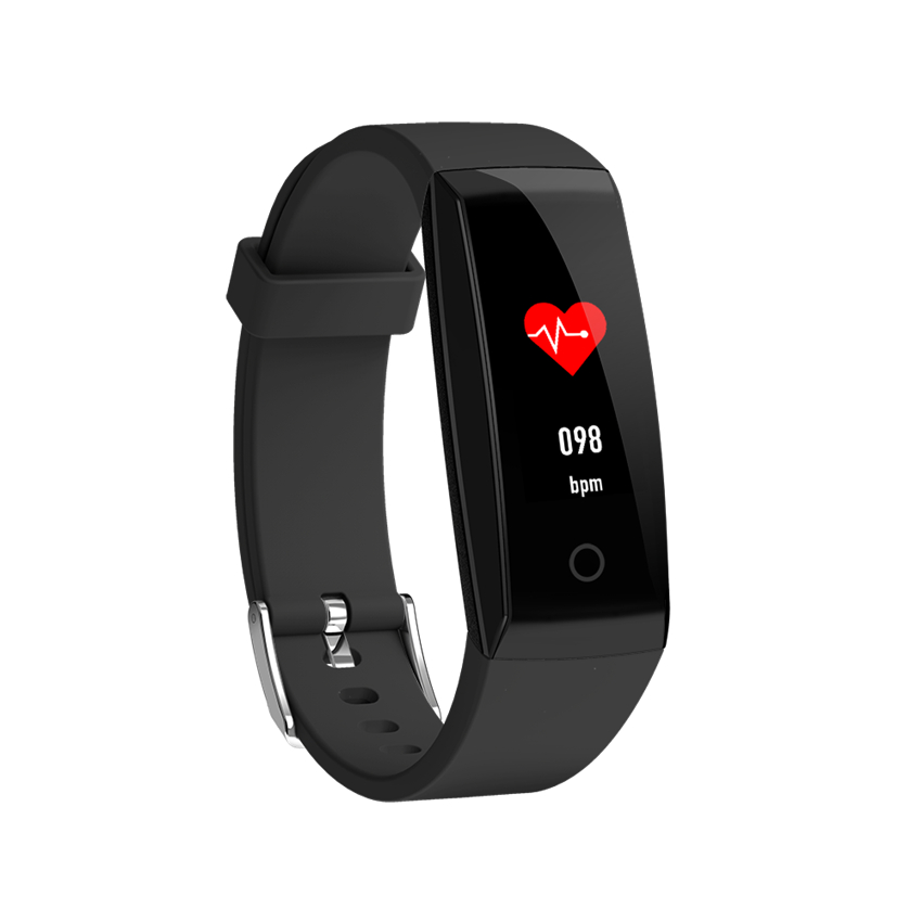 IP67 Waterproof Smart Band W8 Heart Rate Running Smart Wristband Mode Smartband Fitness Tracker Smart Bracelet for Android/IOS