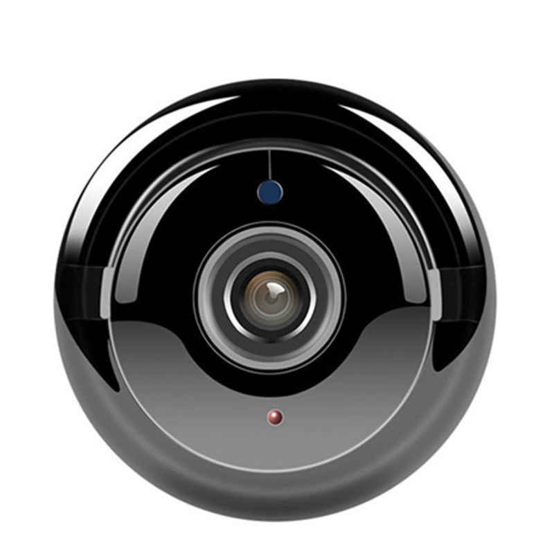 Mini WiFi Surveillance Video Camera HD Infrared NightVision Webcam WiFi Video Nanny Cam Baby Monitor Wifi USB Connecting