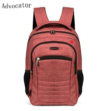 Advocator Travel 15Inch Laptop Women Backpack Stylish School Bags for Boys&Girls Nylon Waterproof College Students Backpack