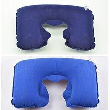 U-Shaped Compact Plane Flight Travel Pillows NA01
