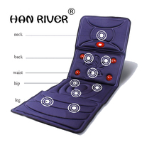 Massage mattress cervical massage device neck massage cushion for home full body massage Quick shipment