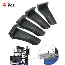 цена на 4 Pcs Car Rim protection For Tire Changer Plastic Protective Jaws Accessories Tyre Changer Wheel Protector Clamp Guards