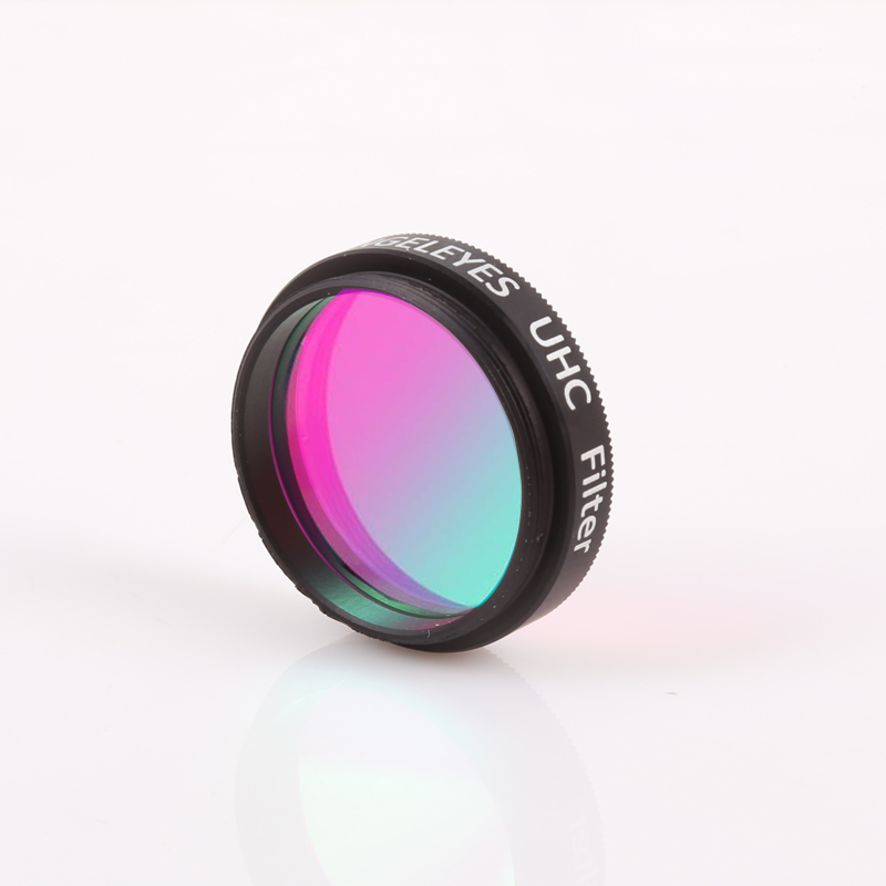 1.25inch Standard UHC Light Pollution Reduction astronomic Filter filtro telescopio Astronomical Telescope oculares kase 77 82mm natural night filter light pollution filter