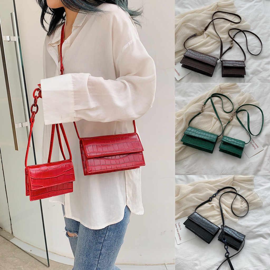 40 กระเป๋าผู้หญิง Retro Serpentine กระเป๋า Crossbody Messenger กระเป๋ากระเป๋าสะพายกระเป๋า Torebka Luxury Malas De Senhora