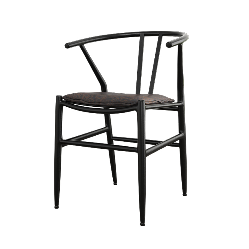 Swell Modern Chinese Style Black Wrought Iron Chair Retro Nostalgic Chair Industrial Wind Loft Tea Shop Theme Restaurant Chair Gmtry Best Dining Table And Chair Ideas Images Gmtryco
