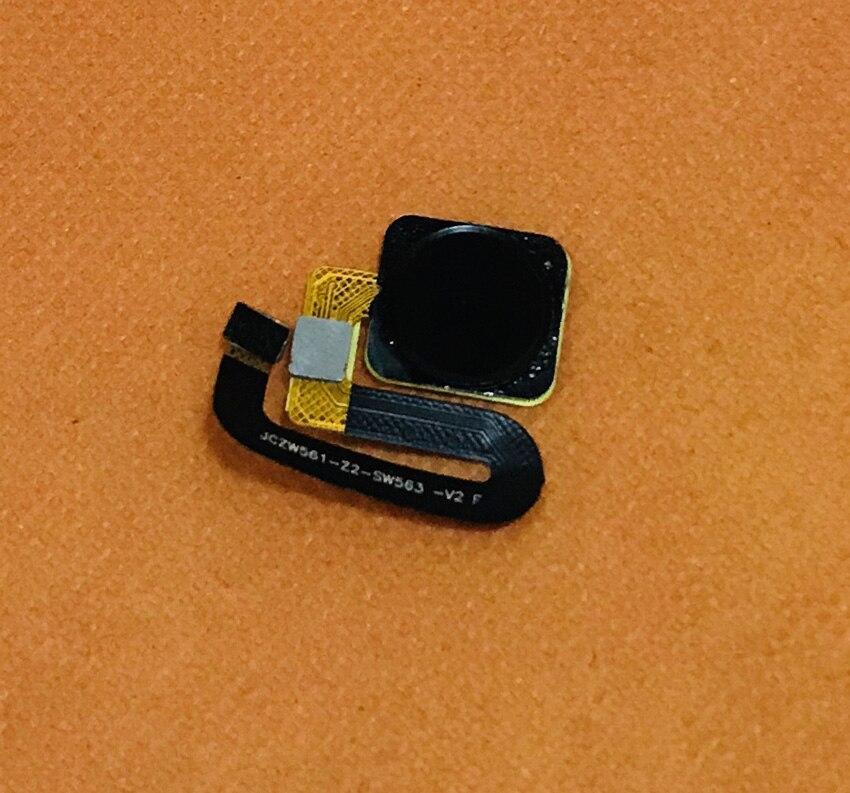 Used Original Fingerprint Sensor Button For UMIDIGI Z2 Pro Helio P60 Octa Core Free Shipping