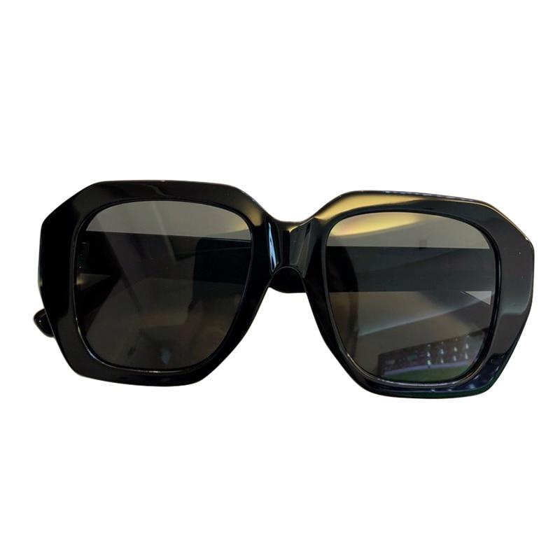 Designer Sunglasses Sonnenbrille Gradienten no2 Sunglasses no5 Feminino Oculos no4 Sunglasses no3 No1 Luxus Sol Marke Transparent 2019 De no6 Sunglasses Frauen Rahmen Sunglasses Sunglasses Neue Platz Uv400 R5CqYY