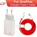 100% nuevo para oneplus 2 tipo-c usb de viaje cargador de pared 5 v/2a para oneplus two oneplus 2 + usb tipo c Cable