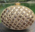 EGG 2 Both Diamond Evening Bag Luxury Banquet Bag Bridesmaid Day Clutch Purse Women's Handbag Elegant Small Shoulder Bags