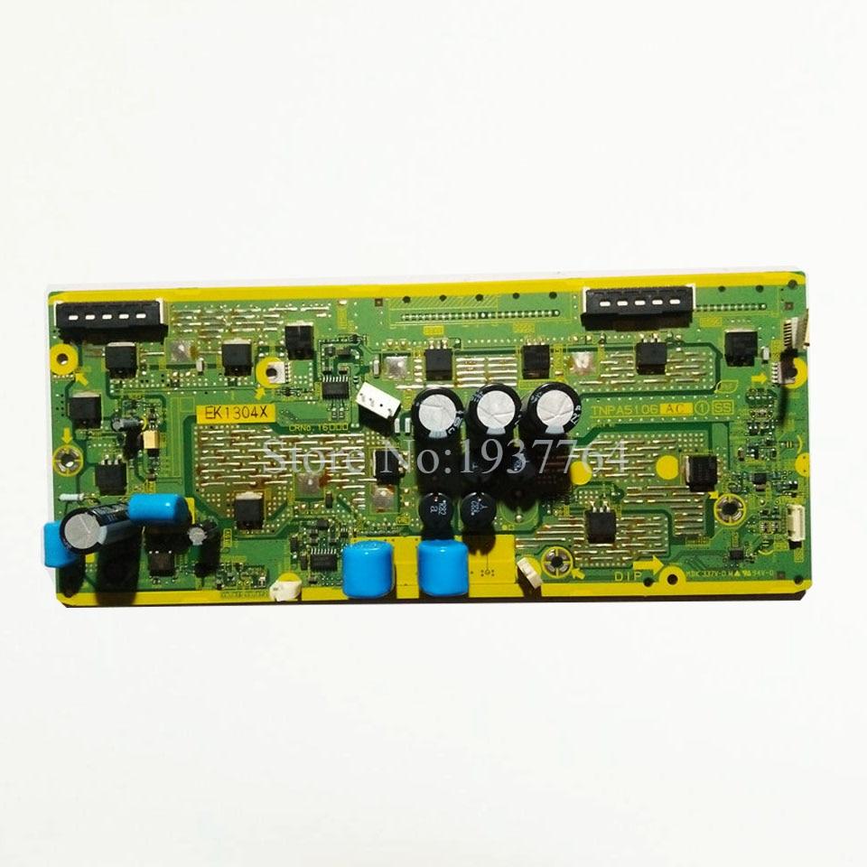 for Original TH-P46S25C SS board TNPA5106 AC TNPA5106AC used boardfor Original TH-P46S25C SS board TNPA5106 AC TNPA5106AC used board
