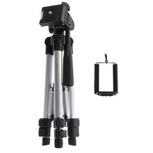 Big sale Portable Professional Aluminum Telescopic Camera Tripod Stand Holder For Smart Phone Camera DV