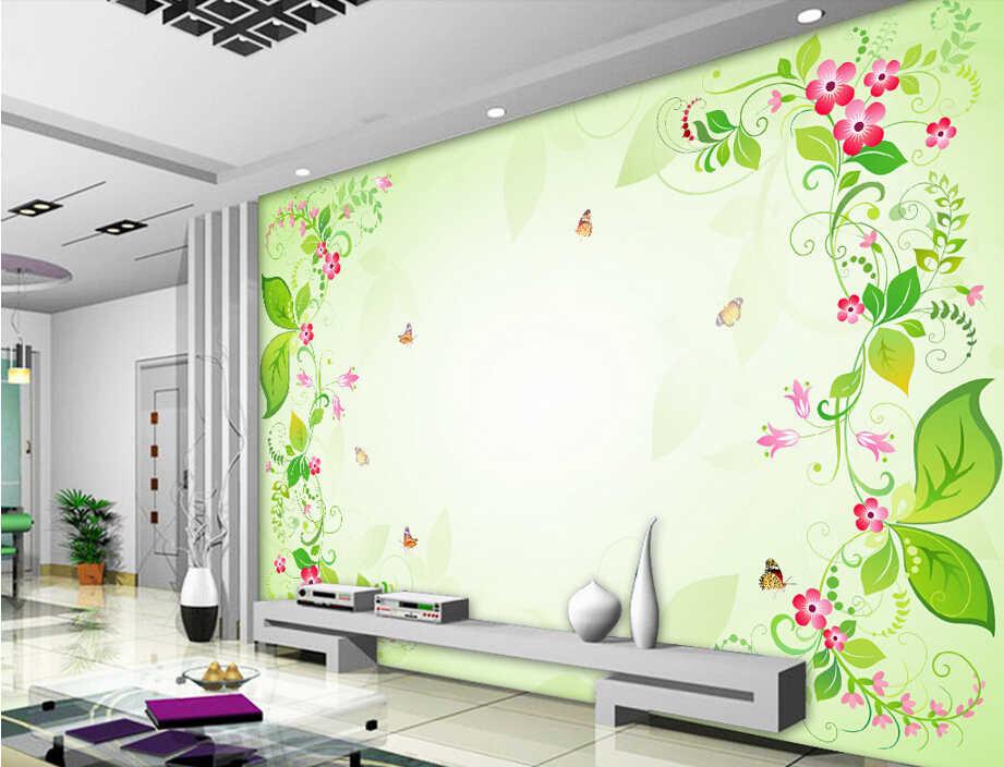 الأطفال خلفية مخصصة، نمط موضة الخيال، للحصول على غرفة للطفولة 3d مجسم خلفية خلفية جدار غرفة المعيشة