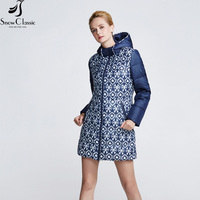 New Women S Coats Down Winter Blue Red Black Solid Female Parka Hooded Coat Winter Jacket