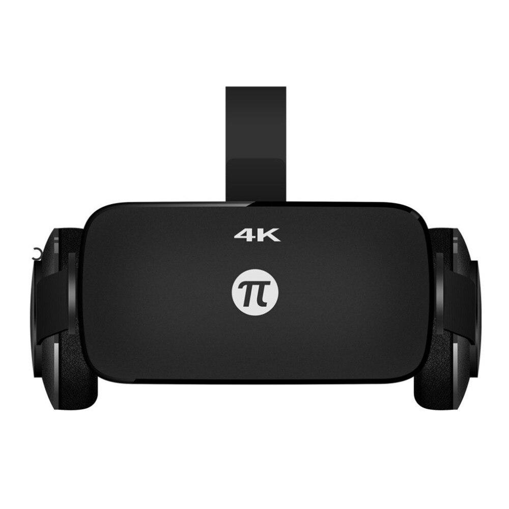 PIMAX 4K Virtual PC <font><b>Glasses</b></font> <font><b>VR</b></font> 3D Box <font><b>Glasses</b></font> <font><b>Video</b></font> Helmet Cardboard With Headphone With Auto Light Adjustment & Misting System