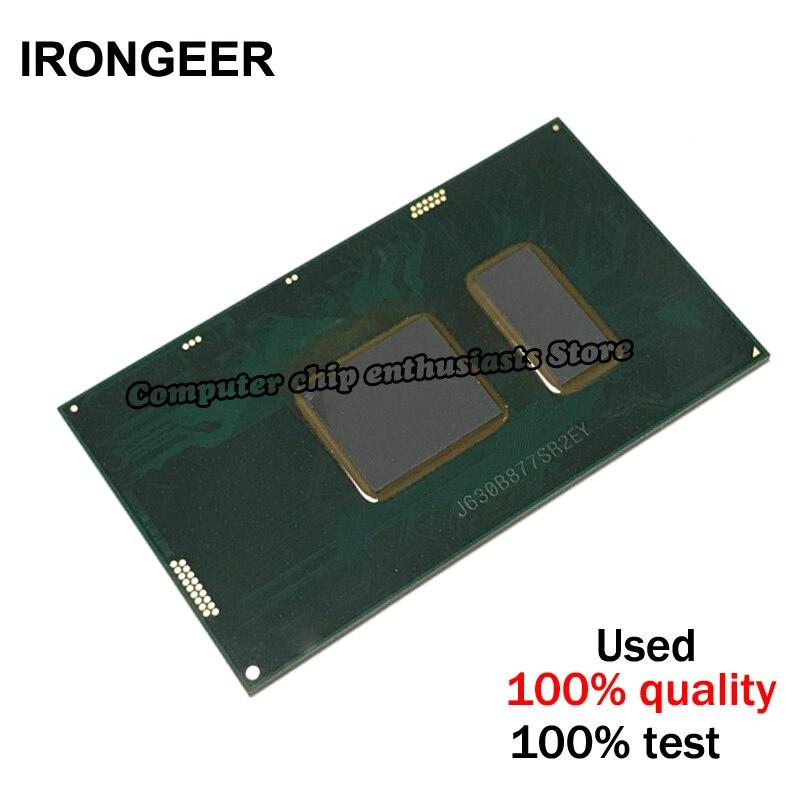 1 шт. протестированный i5 6200U SR2EY i5 6200U SR2EY cpu BGA chipest с шариками хорошего качества Бесплатная доставка