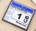 [5 pçs/lote] Cartões de Memória Compact Flash 1 GB cartões compact flash 1 gb cartão cf compact flash