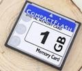 [5pcs/lot] Compact Flash Memory Cards 1GB compact flash cards 1gb compact flash cf card