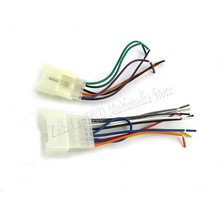 Top Quality Car Audio Stereo Wiring Harness Adapter Plug For Toyota Factory OEM Radio CD DVD_220x220 popular toyota wiring factory harness buy cheap toyota wiring  at webbmarketing.co