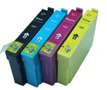 166 Ink Cartridges for Epson T1661 T1662 T1663 T1664 For ME-10/101 ME-10 ME-101