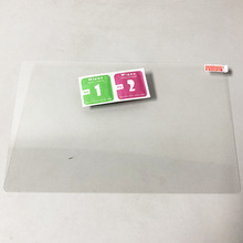 Tablet Protective-Film Screen-Protector Tempered-Glass Universal with Safely-Box Size-Glass/245x155mm