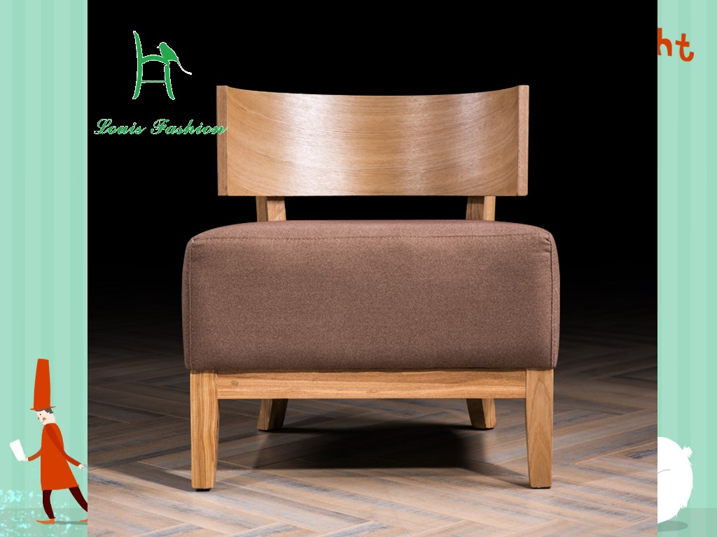 popular modern contemporary chairsbuy cheap modern contemporary  - cloth art sofa leisure solid wood chair creative nordic householdcontracted and contemporary cafe restaurant chair